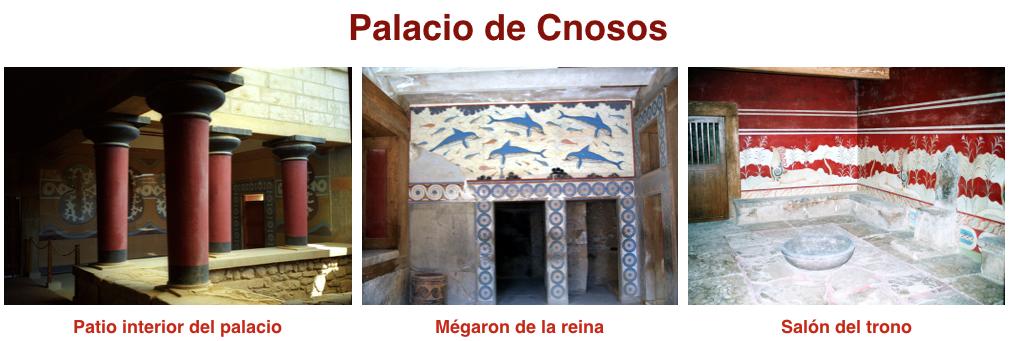 Estancias del Palacio de Cnosos